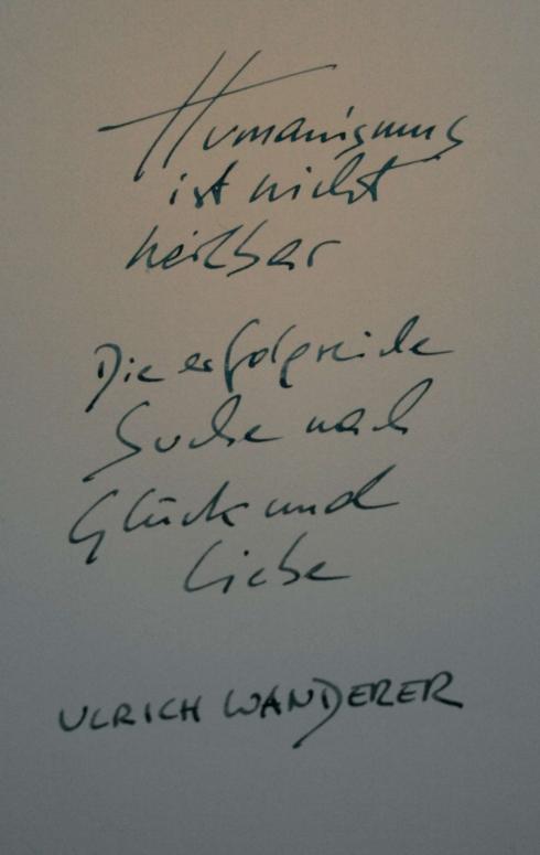 Ihr Mediator als Dichter